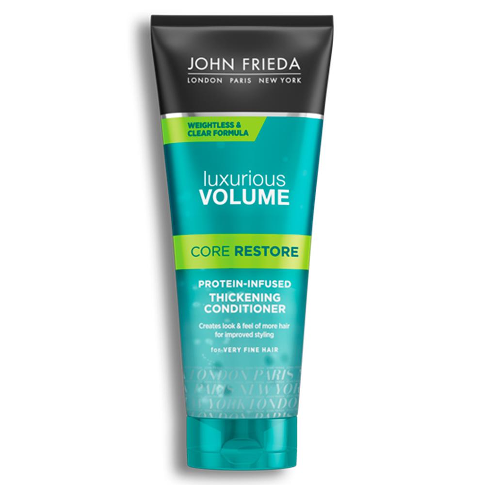 Кондиционер для тонких волос прозрачный с протеином «Екстра объем» John Frieda Luxurious Volume Core Restore Protein-Infused Clear Conditioner 250ml