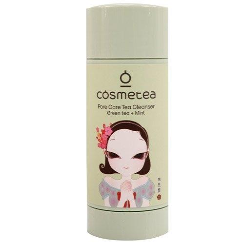 Стик очищающий на основе зеленого чая и мяты Pore Care Cosmetea 65gr