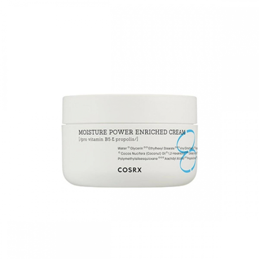 Крем Увлажняющий Восстанавливающий С Гиалуроновой Кислотой Cosrx Hydrium Moisture Power Enriched Cream