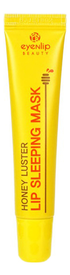Маска ночная с экстрактом мёда для губ Eyenlip HONEY LUSTER LIP SLEEPING MASK 15ml