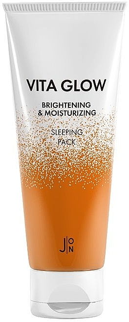 Маска ночная для лица «Витамины» J:ON Vita Glow Brightening & Moisturizing Sleeping Pack 50g