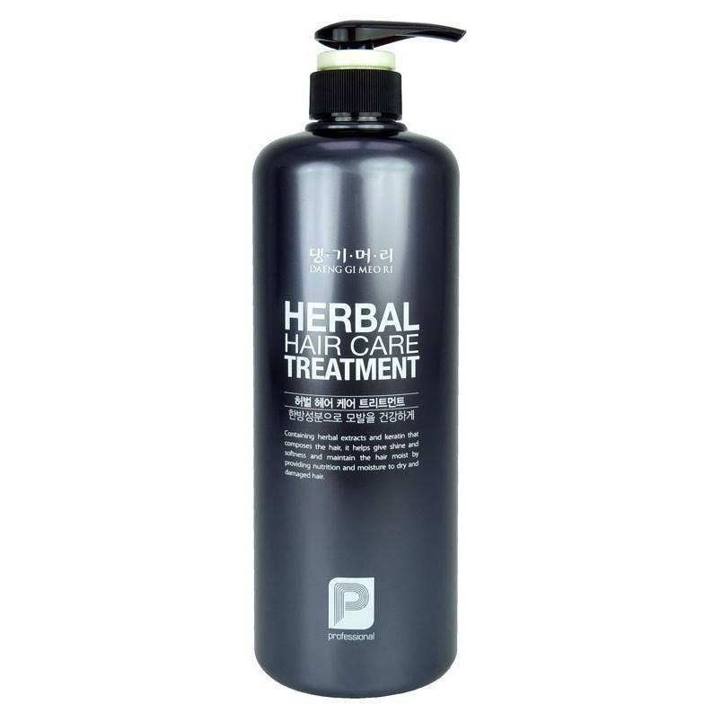 Кондиционер профессиональный для волос на основе лечебных растений Daeng Gi Meo Ri Herbal Hair Care Treatment 1000ml