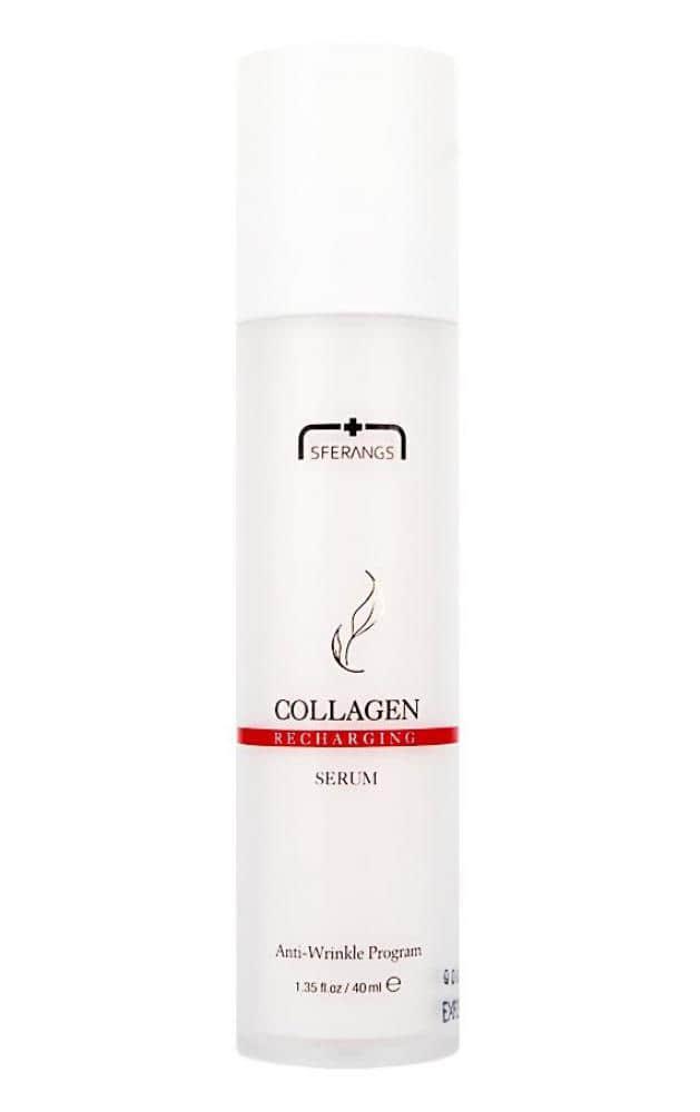 Сыворотка Восстанавливающая Омолаживающая С Коллагеном Sferangs Collagen Recharging Serum 2ml