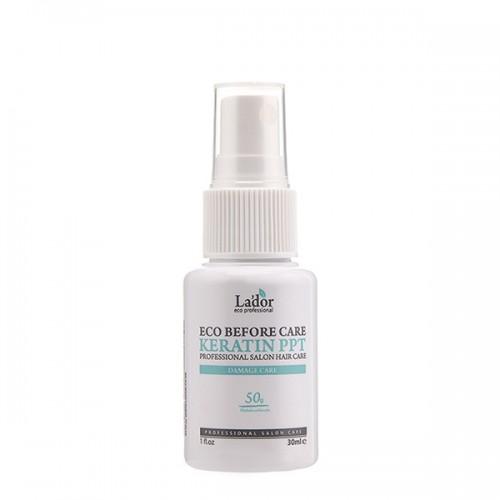 Кератиновая Защита Волос Во Время Окрашивания — Lador Eco Before Care Keratin Ppt 30ml