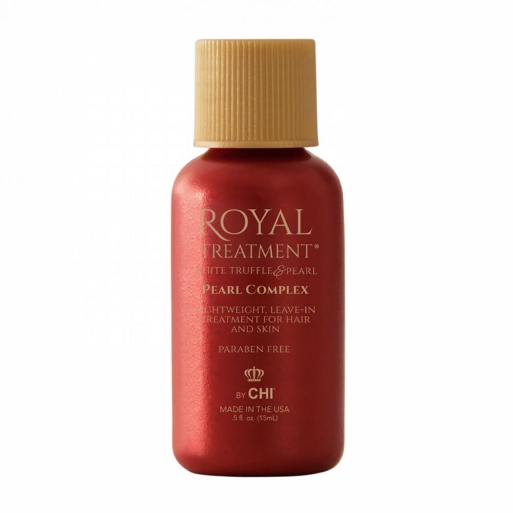 Комплекс восстанавливающий жемчужный на основе шелка для волос CHI Farouk Royal Treatment by CHI Pearl Complex 15ml
