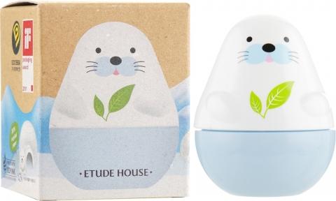 Крем для рук с ароматом натуральных трав и зеленого чая Etude House Missing U Hand Cream Harp Seals 30ml