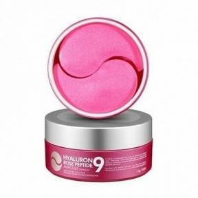 Патчи С Пептидами И Розой  MediPeel  Hyaluron Rose Peptide Eye Patch Увлажняющие Восстанавливающие