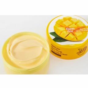 Крем для лица и тела с экстрактом манго FarmStay Real Mango All-In-One Cream 300ml