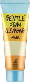 Пенка для умывания «Муцин улитки» J:ON Snail Gentle Cleansing Foam 100ml