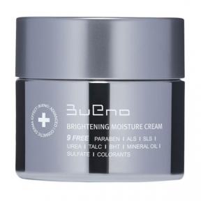 Крем осветляющий и питательный для лица Bueno Brightening Moisture Cream 80ml