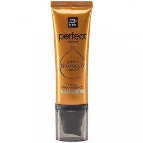 Крем-эссенция с комплексом масел для сильно поврежденных волос Mise En Scene Perfect Serum Cream Essence 80ml