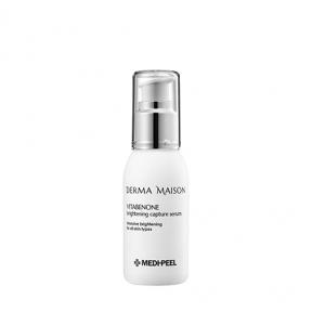 Мультивитаминная осветляющая сыворотка с идебеноном Medi-Peel Derma Maison Derma Maison Vitabenone Brightning Serum 50ml