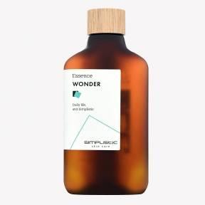 Эссенция органическая для глубокого увлажнения и оздоровления кожи лица Simplistic Skincare Essence Wonder 150ml