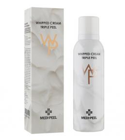Пилинг-пенка для лица очищающая с кислотами MEDI-PEELWhipped Cream Triple Peel 180ml