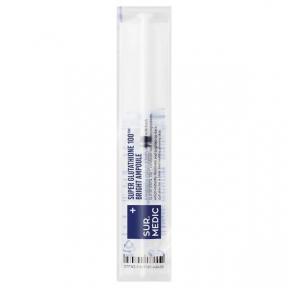 Осветляющая витаминная ампула с глутатионом Neogen Sur.Medic+ Super Glutathione 100tm Bright Ampoule 1g
