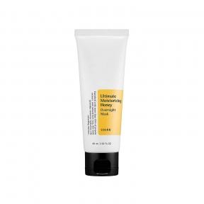 Маска Увлажняющая Восстанавливающая На Основе Прополиса И Меда COSRX Ultimate Moisturizing Honey Overnight Mask