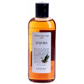 Шампунь для волос увлажняющий с экстрактом жожоба Jojoba Shampoo Lebel 240ml