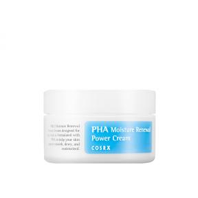 Крем Увлажняющий Восстанавливающий С РНА Кислотами И Ниацинамидом COSRX PHA Moisture Renewal Power Cream