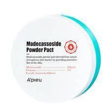 Пудра Противовоспалительная С Экстрактом Центеллы  A'pieu Madecassoside Powder Pact 6g