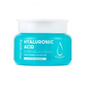 Крем для лица увлажняющий с гиалуроновой кислотой Farmstay Hyaluronic Acid Super Aqua Cream 100ml