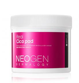 Пилинг - Диски С Центеллой Азиатской Для Чувствительной Кожи Neogen Dermalogy Real Cica Pad 90шт