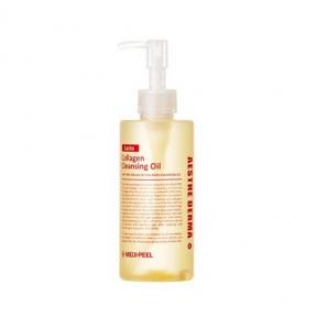 Гидрофильное масло для лица с лактобактериями MEDI-PEEL Red Lacto Collagen Cleansing Oil 200ml