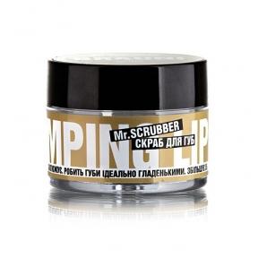 Скраб сахарный для губ «Брауни» Mr.Scrubber Wow Lips Brauni, 35ml