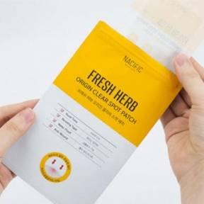 Патчи Для Точечного Лечения  Прыщей Nacific Fresh Herb Origin Clear Spot Patch