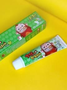 Зубная Паста Детская С Экстрактом Яблока Median Xylitol (Apple) Cocomong
