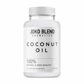 Масло косметическое кокосовое для лица и тела Joko Blend Coconut Oil 250ml
