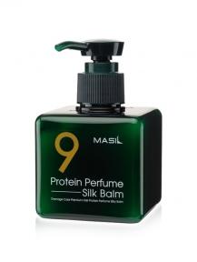 Парфюмированный бальзам для волос с протеинами Masil Protein Perfume Silk Balm 180ml