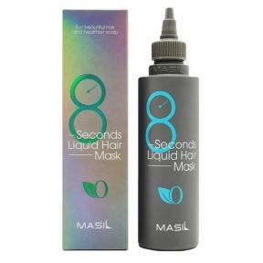 Маска для восстановления и объема волос Masil 8 Seconds Liquid Hair Mask 100ml