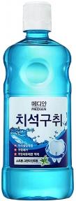 Ополаскиватель для полости рта с мятой Median Tartar Mouth Wash (Strong) 700ml