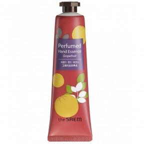 Эссенция для рук увлажняющая с экстрактом грейпфрута The Saem Perfumed Hand Grapefruit 30ml