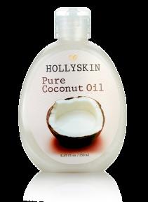 Кокосовое масло для тела Hollyskin Pure Coconut Oil 250ml