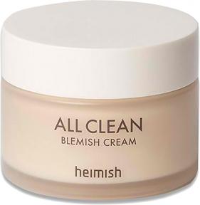 Крем увлажняющий и осветляющий для лица Heimish All Clean Blemish Cream 60ml