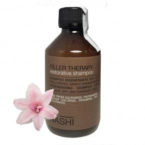 Тонизирующий шампунь Nashi Argan Filler Therapy Restorative Shampoo 250ml