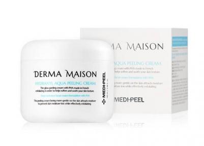 Крем-пилинг обновляющий с кислотами Medi-Peel Derma Maison Hydraxyl Aqua Peeling Cream 100ml