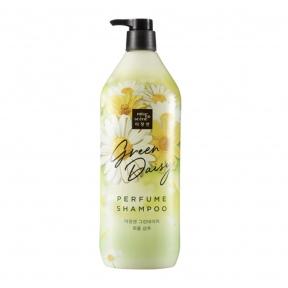 Шампунь парфюмерный с экстрактом маргаритки для волос Mise en Scene GREEN DAISY PERFUME SHAMPOO 1100ml