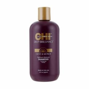 Шампунь для поврежденных волос CHI Deep Brilliance Optimum Moisture Shampoo 355ml