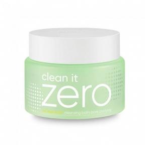 Бальзам щербет для снятия макияжа с экстрактом ацеролы Banila Co Clean It Zero Cleansing Balm Pore Clarifying 100ml