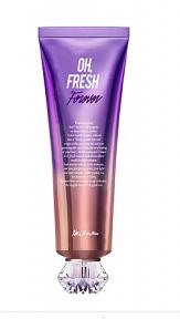 Крем для тела с цветочным ароматом ириса Kiss by Rosemine Fragrance Cream Oh, Fresh Forever 140ml