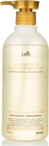 Безсульфатный шампунь против выпадения волос La'dor Dermatical Hair-Loss Shampoo 530ml