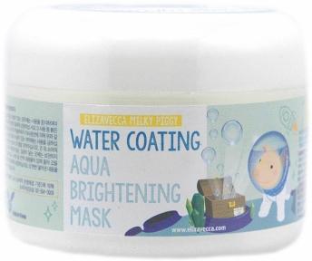 Маска ночная увлажняющая для лица Elizavecca Face Care Milky Piggy Water Coating Aqua Brightening Mask 100ml