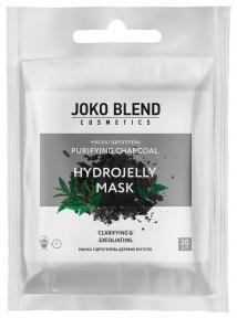 Маска гидрогелевая с аллантоином и древесным углем для лица Joko Blend Purifying Charcoal Hydrojelly Mask 20g