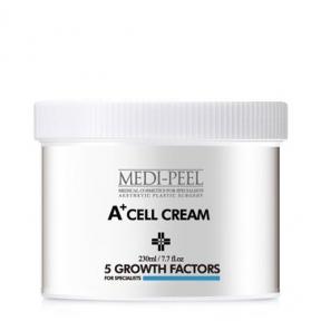 Антивозрастной крем со стволовыми клетками и факторами роста Medi-Peel Aplus Cell Cream 230ml