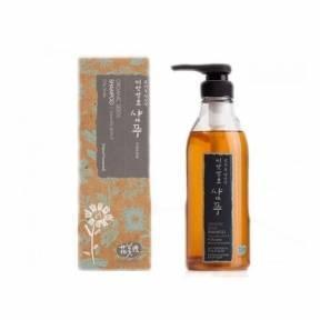Органический Шампунь Для Жирной Кожи Головы С Экстрактом Ячменя Organic Seeds Ferment Shampoo Whamisa