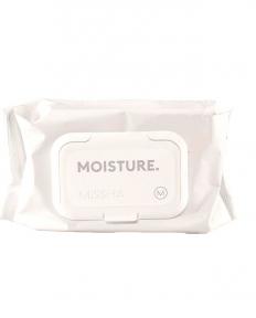 Салфетки увлажняющие для лица и тела Missha Moisture Tissue 80шт