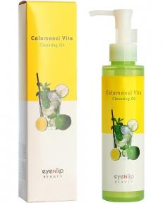 Масло гидрофильное с экстрактом каламанси для лица Eyenlip CALAMANSI VITA CLEANSING OIL 150ml