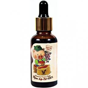 Масло шиповника для лица и тела Elizavecca Rose Hips Oil 100% 30ml